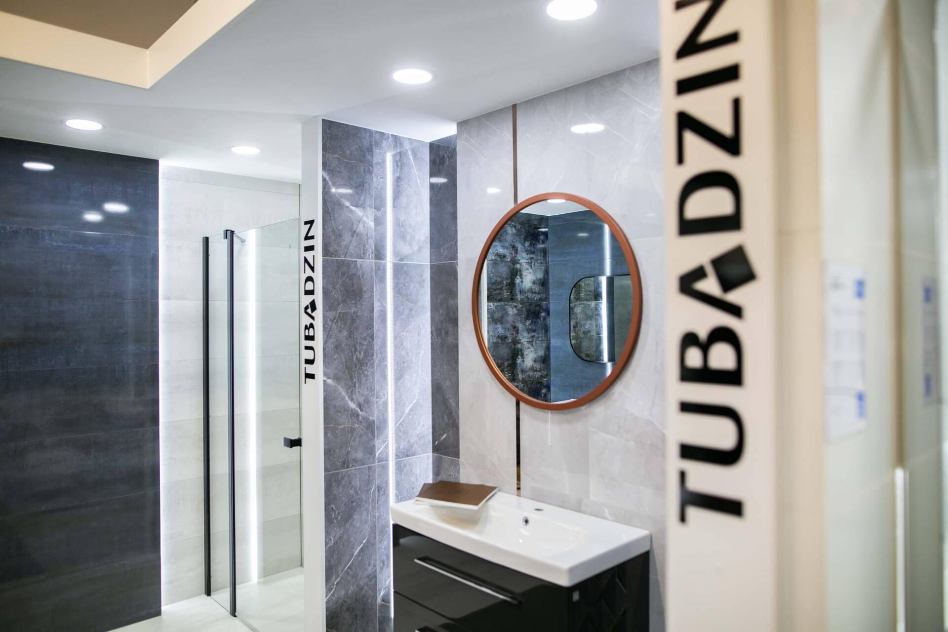 5db 5569 Salon BLU: na ponad 500 m2., 36 łazienkowych aranżacji i bogata ekspozycja wyposażenia (zdjęcia)