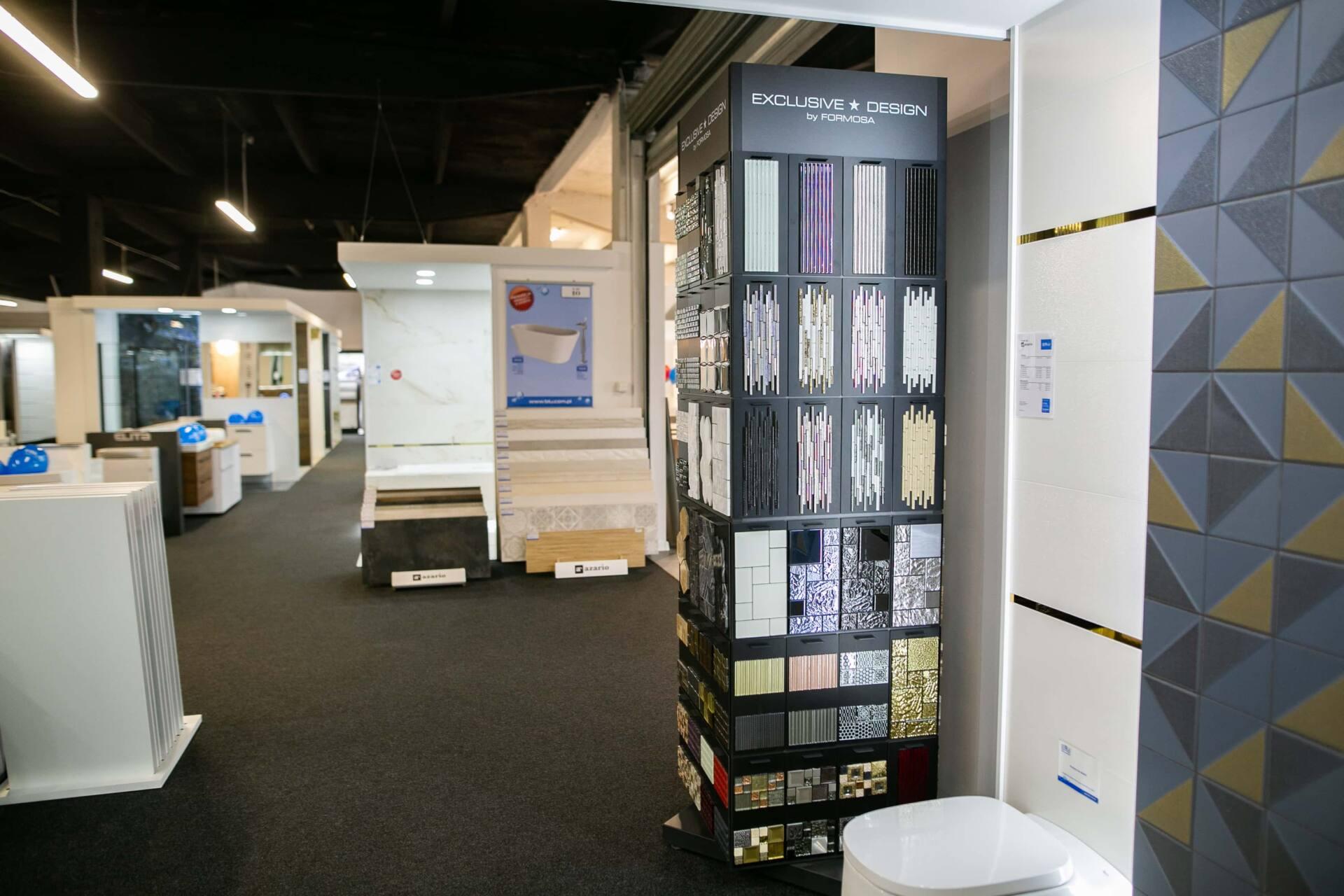5db 5580 Salon BLU: na ponad 500 m2., 36 łazienkowych aranżacji i bogata ekspozycja wyposażenia (zdjęcia)