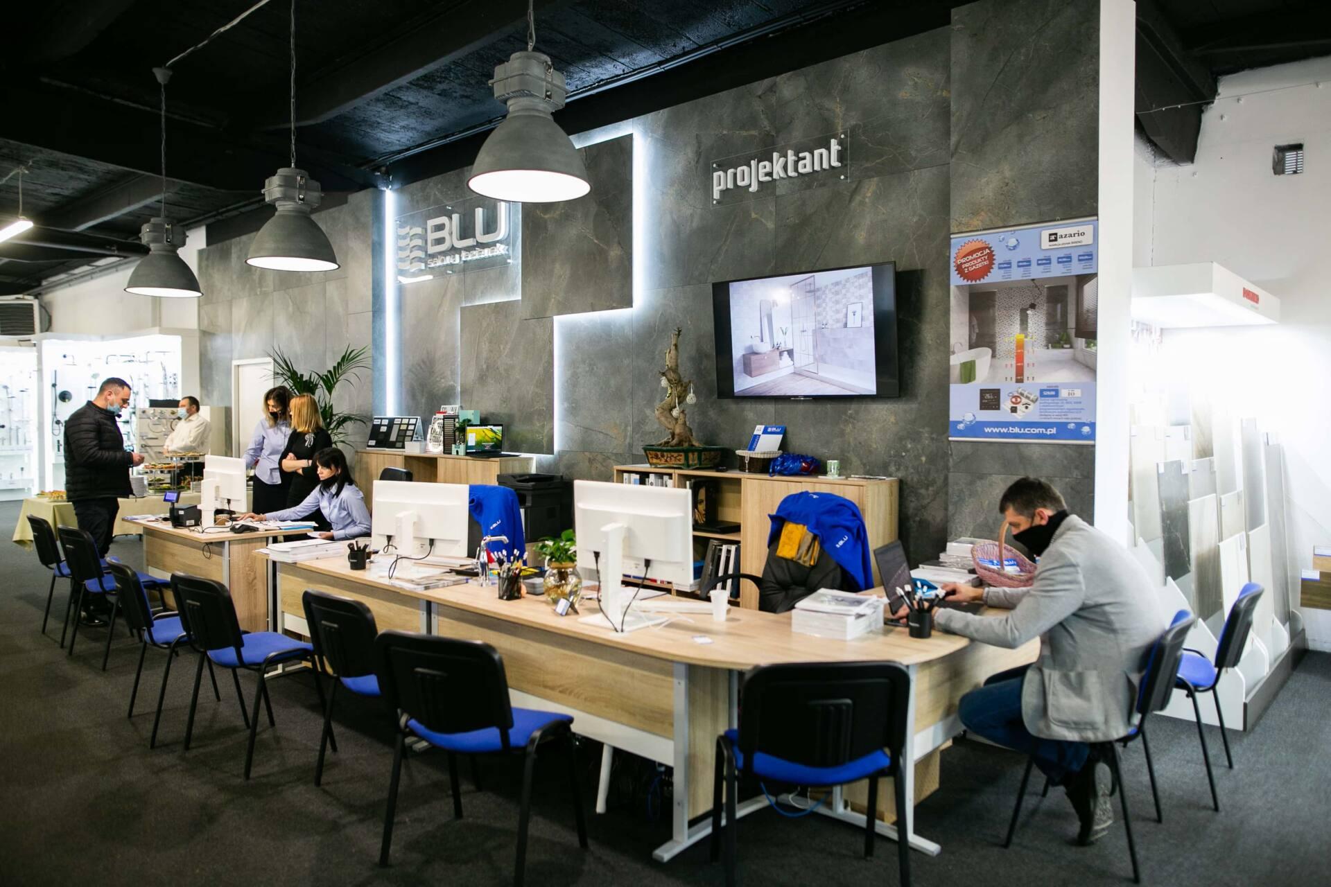 5db 5583 Nowy salon łazienek BLU w Zamościu już otwarty! Publikujemy 80 zdjęć