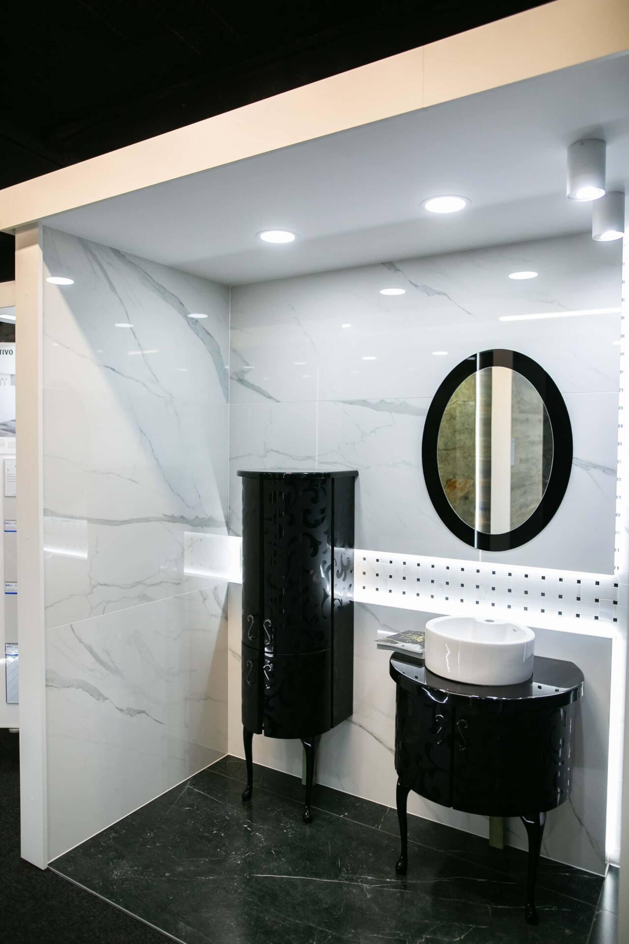 5db 5586 Salon BLU: na ponad 500 m2., 36 łazienkowych aranżacji i bogata ekspozycja wyposażenia (zdjęcia)
