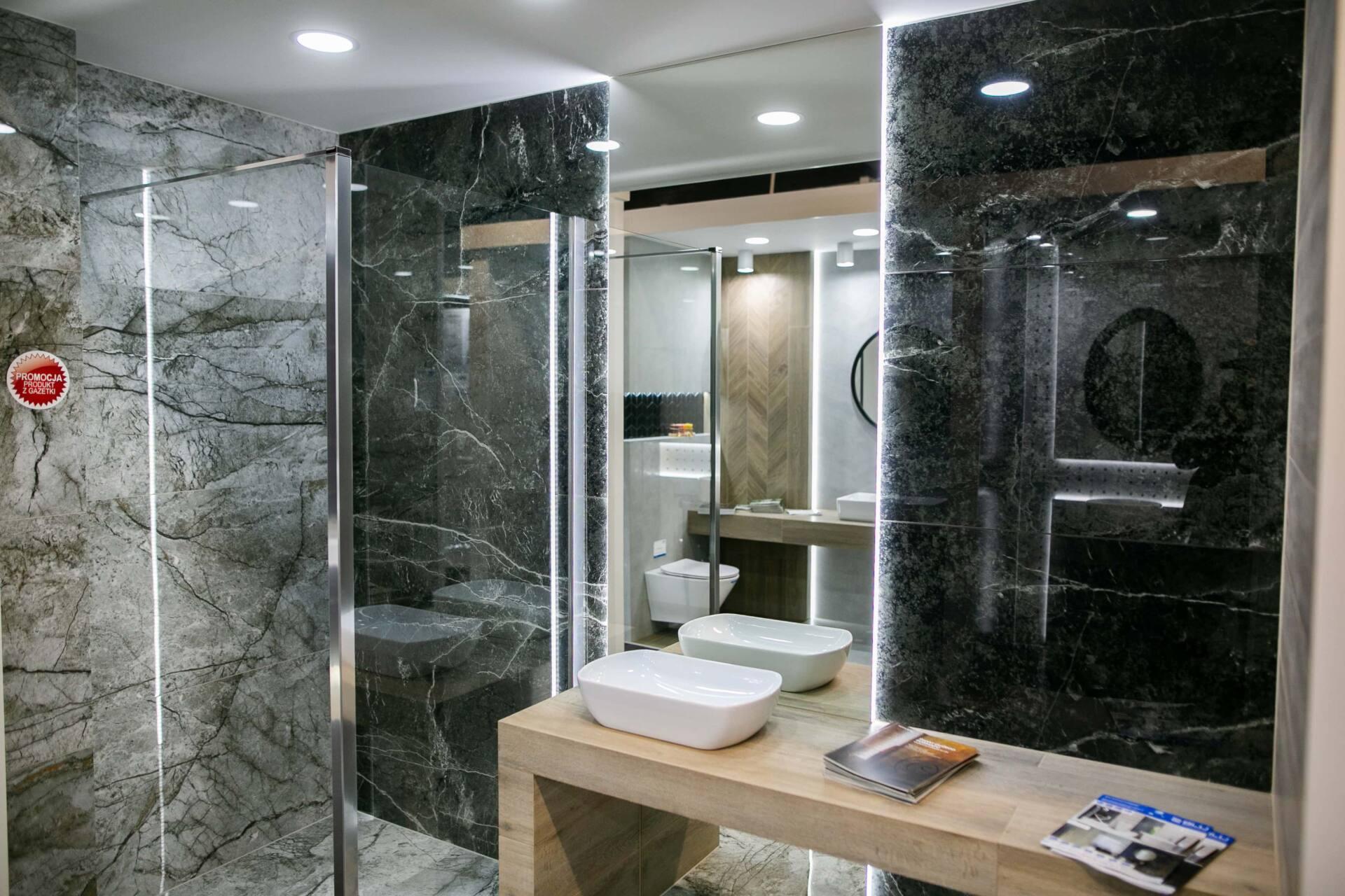 5db 5587 Salon BLU: na ponad 500 m2., 36 łazienkowych aranżacji i bogata ekspozycja wyposażenia (zdjęcia)