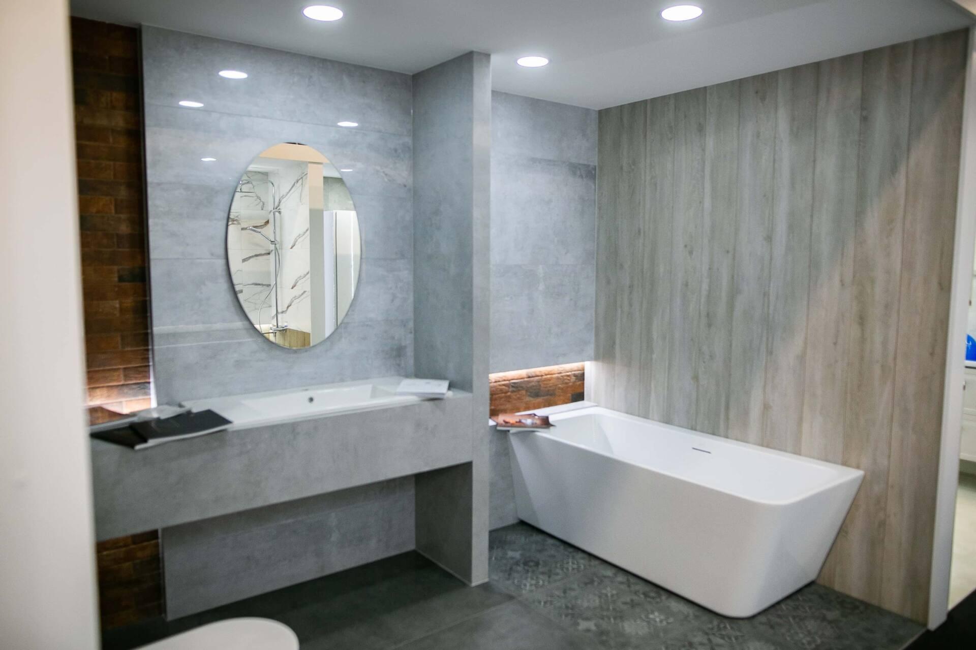 5db 5594 Salon BLU: na ponad 500 m2., 36 łazienkowych aranżacji i bogata ekspozycja wyposażenia (zdjęcia)