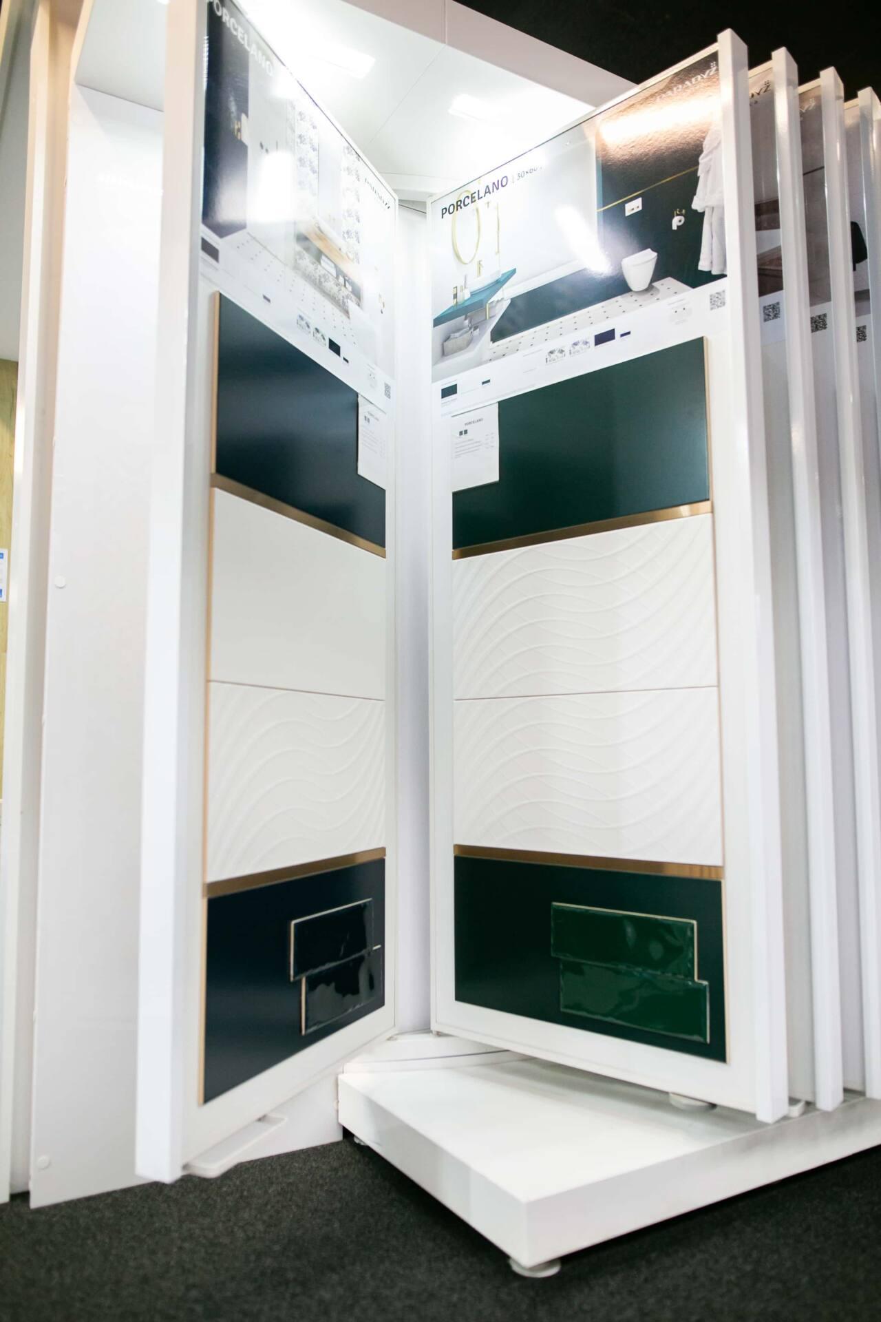 5db 5598 Salon BLU: na ponad 500 m2., 36 łazienkowych aranżacji i bogata ekspozycja wyposażenia (zdjęcia)