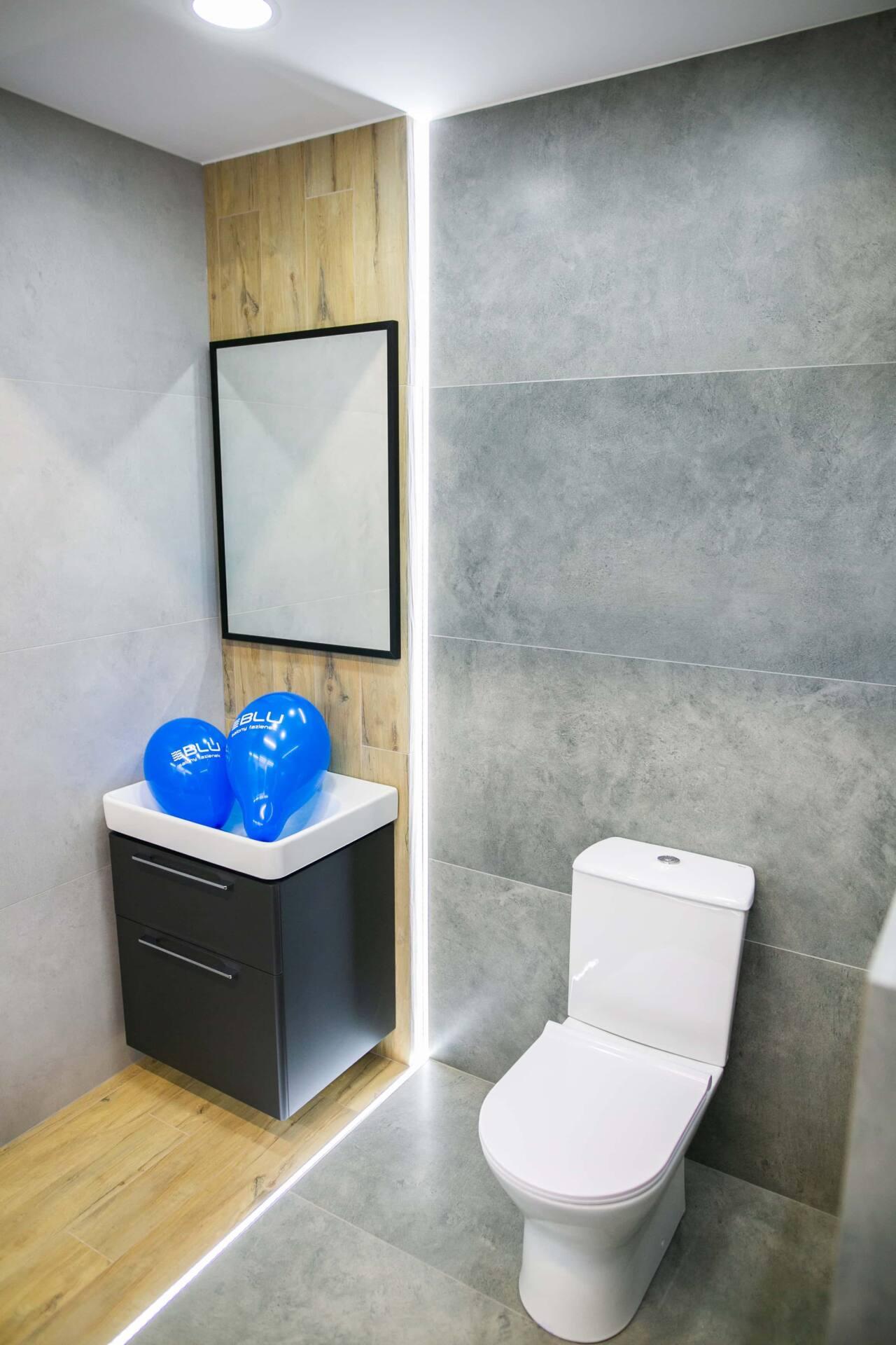 5db 5601 Salon BLU: na ponad 500 m2., 36 łazienkowych aranżacji i bogata ekspozycja wyposażenia (zdjęcia)