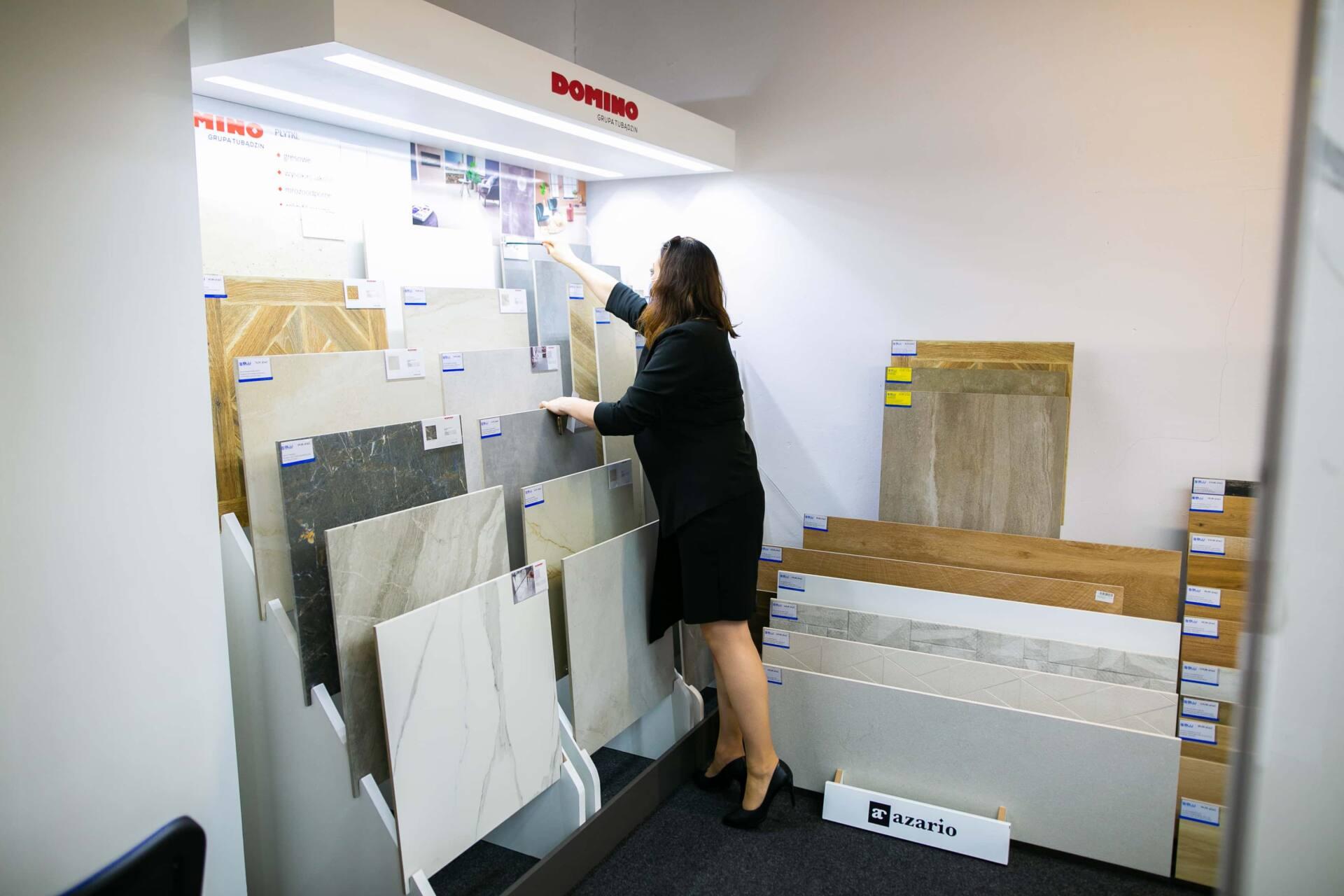 5db 5603 Salon BLU: na ponad 500 m2., 36 łazienkowych aranżacji i bogata ekspozycja wyposażenia (zdjęcia)