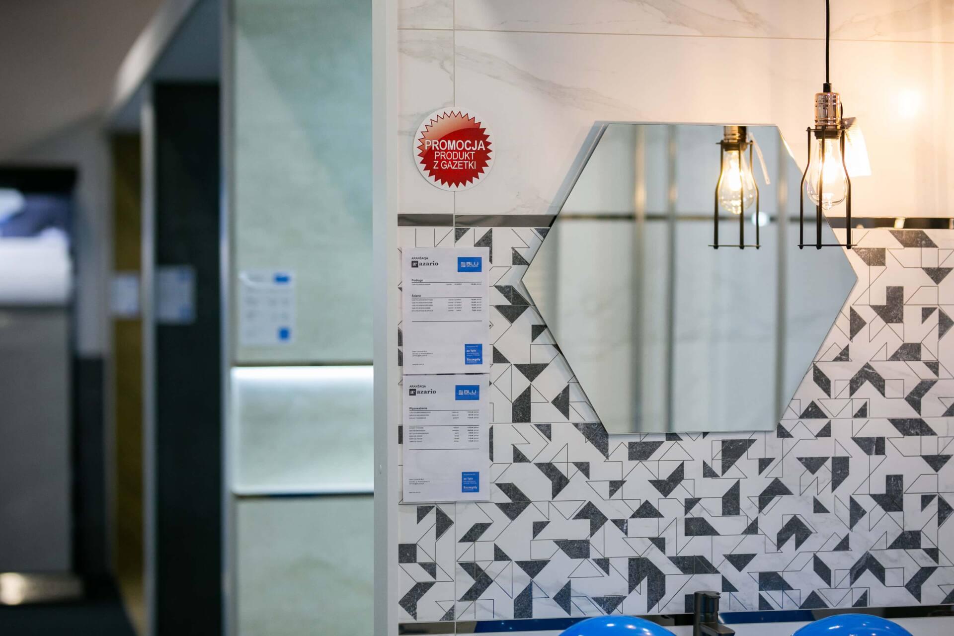 5db 5628 Salon BLU: na ponad 500 m2., 36 łazienkowych aranżacji i bogata ekspozycja wyposażenia (zdjęcia)
