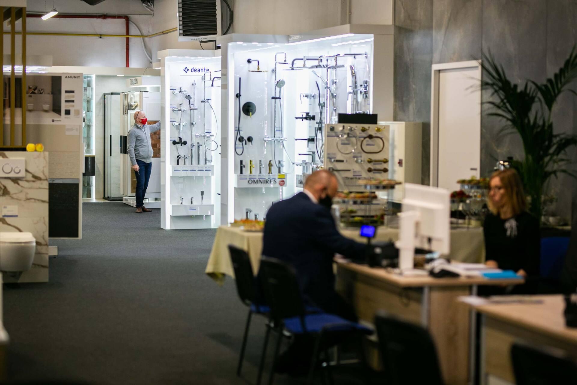 5db 5640 Nowy salon łazienek BLU w Zamościu już otwarty! Publikujemy 80 zdjęć