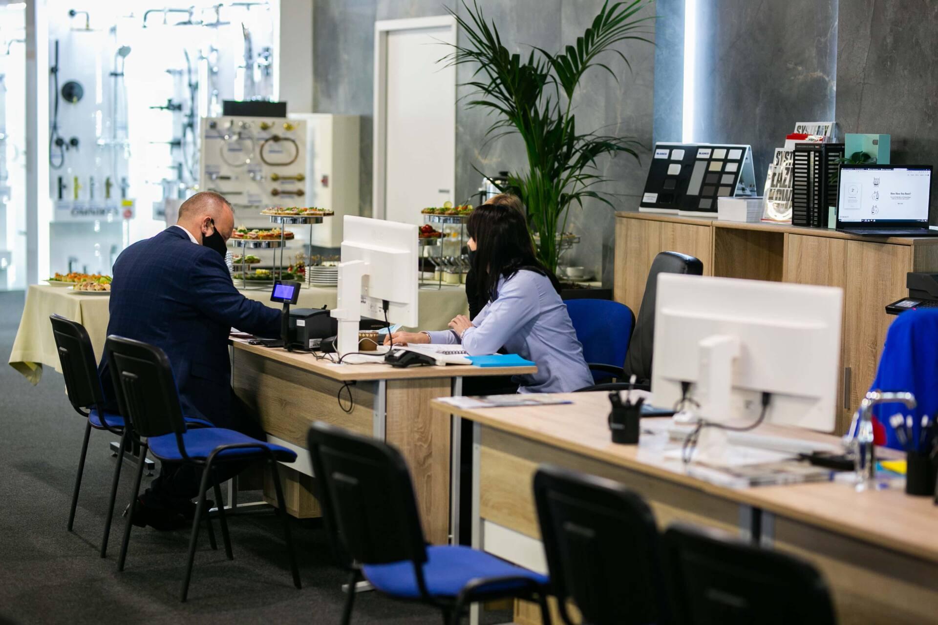 5db 5641 Nowy salon łazienek BLU w Zamościu już otwarty! Publikujemy 80 zdjęć