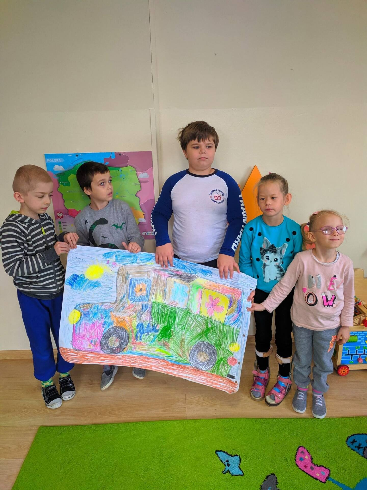 606f8a9989091360ad520c65c0c25bd7 Powietrze dla Koła. PSONI Koło w Zamościu zbiera na autobus dla dzieci niepełnosprawnych. Pomóżmy!