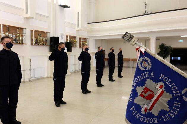 68 177249 g Mamy 47 nowych policjantów.