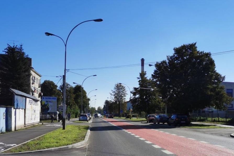 beztytulu 1 Zamość: Kolejny etap modernizacji miejskiego oświetlenia