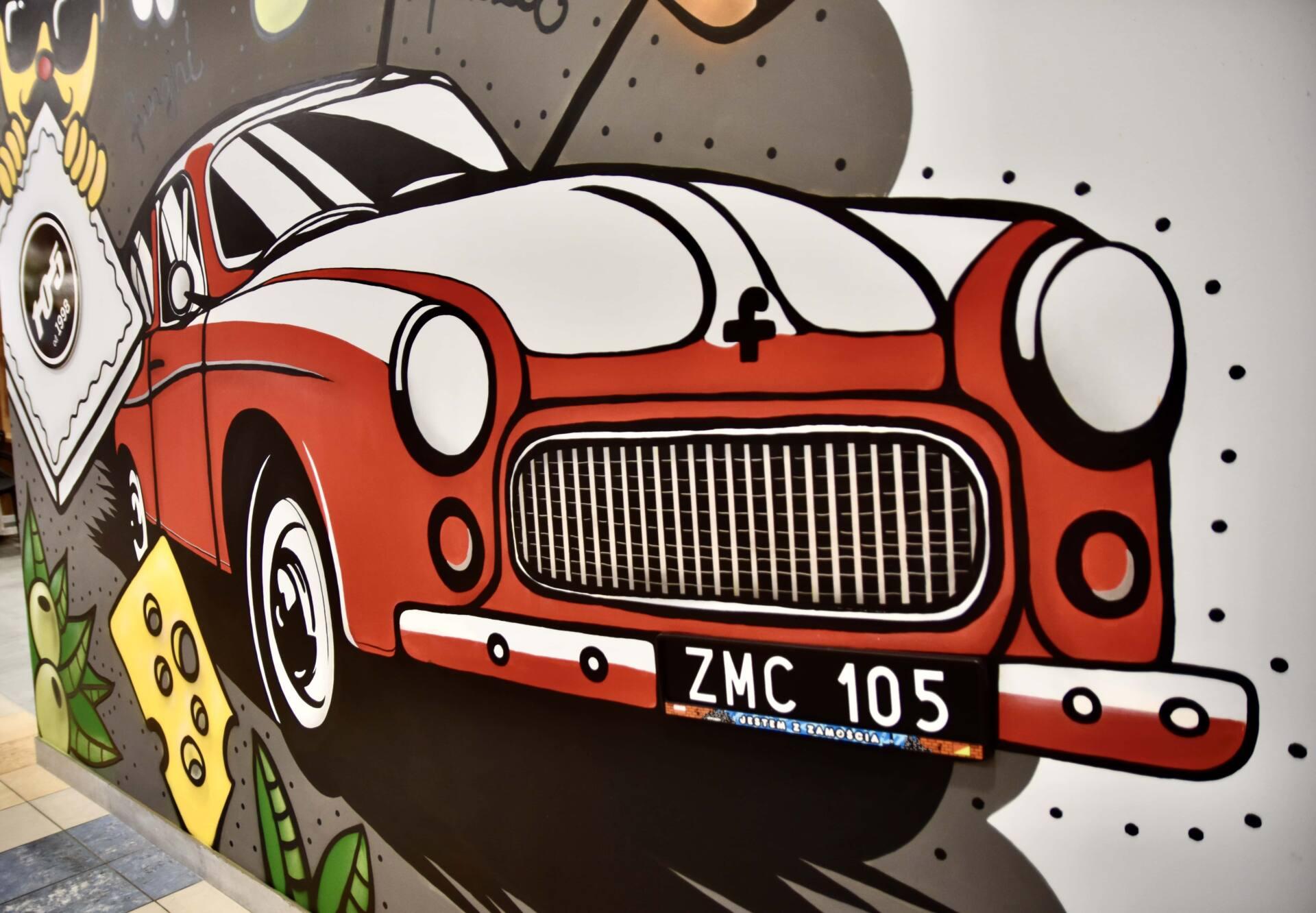 dsc 3283 Pizzeria Stopiątka otworzyła swój pierwszy lokal w Zamościu.