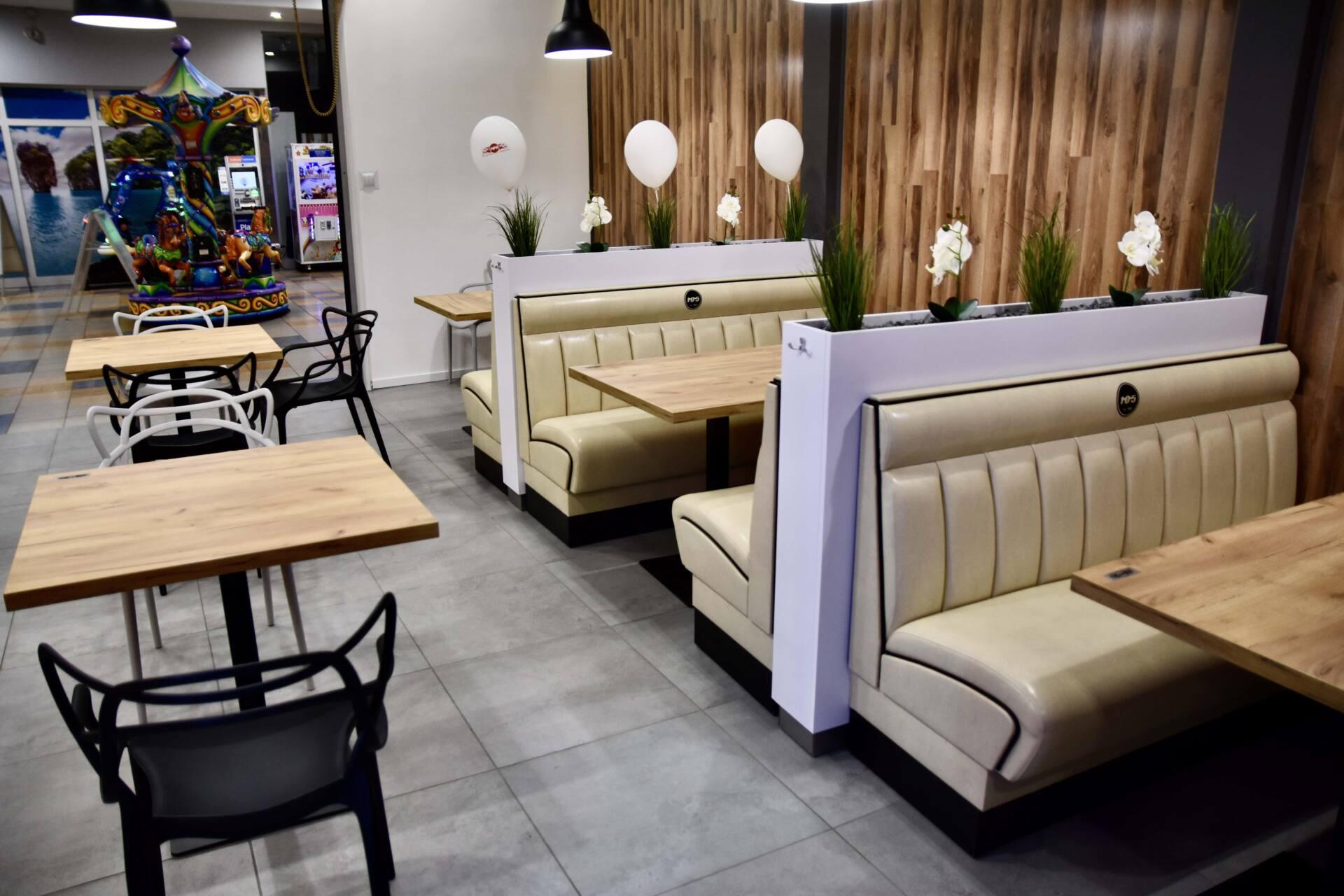 dsc 3297 Pizzeria Stopiątka otworzyła swój pierwszy lokal w Zamościu.