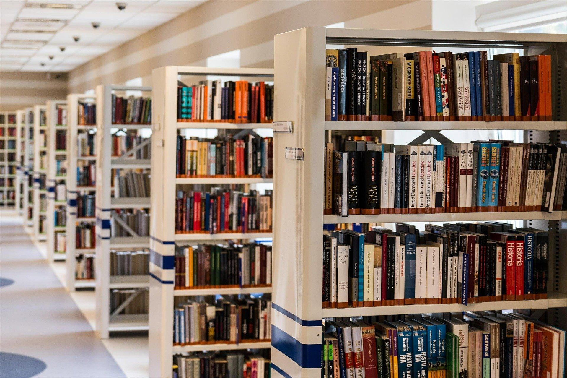library 488690 1920 Zamość: Znów możemy chodzić do biblioteki