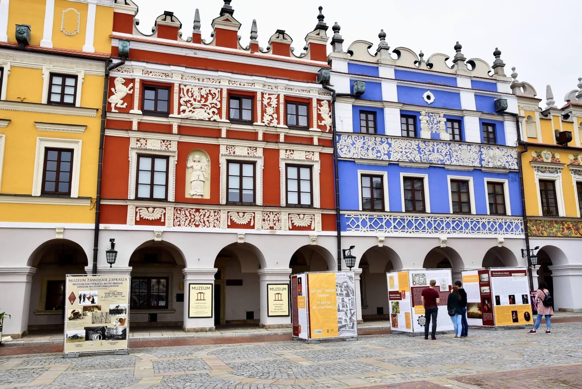 muzeum zamojskie starowka zamosc stare miasto Muzeum Zamojskie znów otwarte