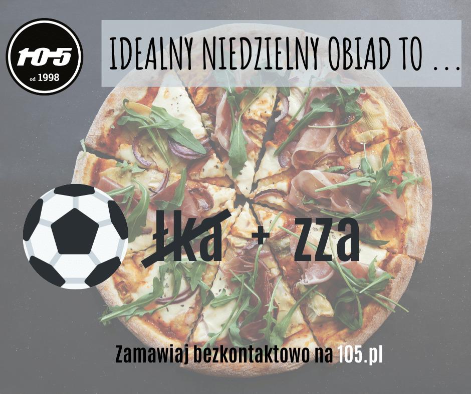 niedzielny obiad Pizzeria Stopiątka otworzyła swój pierwszy lokal w Zamościu.