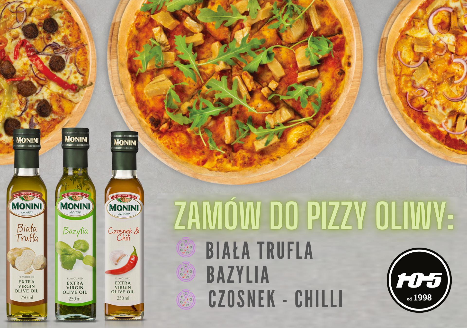 oliwy Pizzeria Stopiątka otworzyła swój pierwszy lokal w Zamościu.