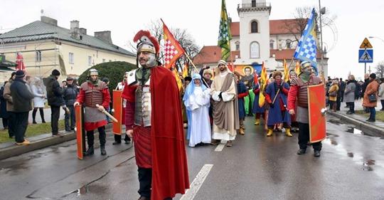 safe image 1 Zamość: Przed nami VII Orszak Trzech Króli