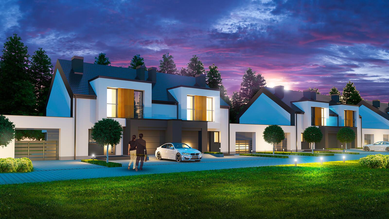 widok5 Zamość: Inteligentne domy w sprzedaży (zdjęcia)