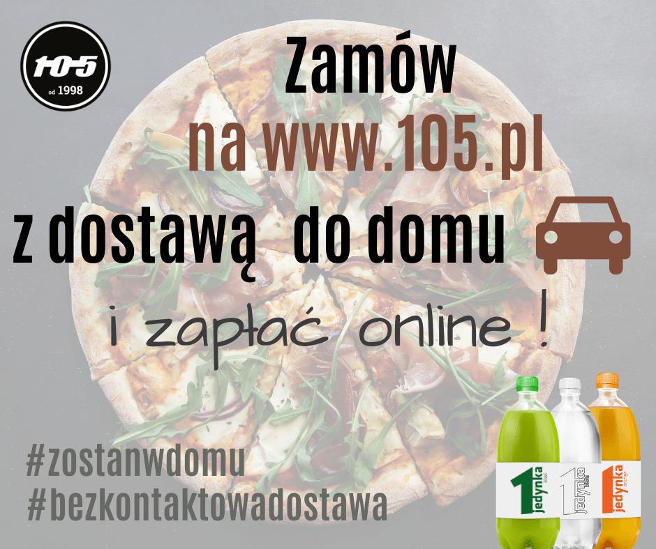 zapaau online Pizzeria Stopiątka otworzyła swój pierwszy lokal w Zamościu.