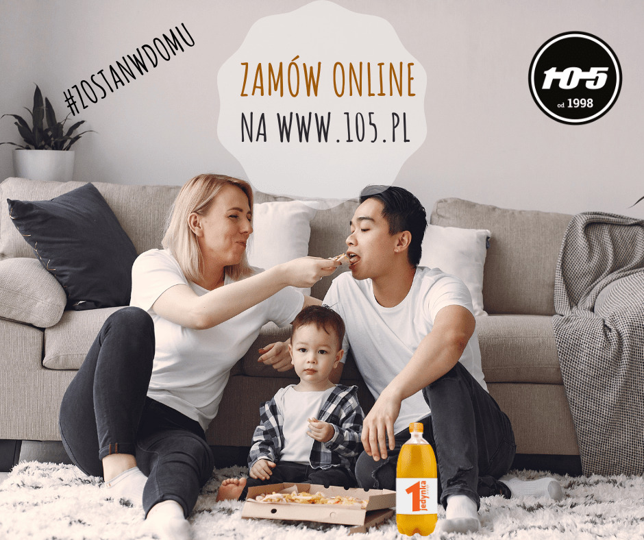 zostas w domu 04 Pizzeria Stopiątka otworzyła swój pierwszy lokal w Zamościu.