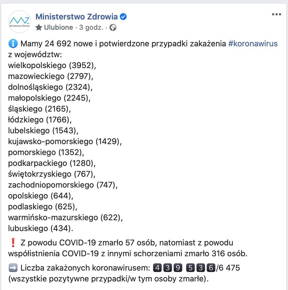 zrzut ekranu 2020 11 4 o 13 52 00 Morawiecki: zamykamy sklepy, kina, teatry. Szczegóły na naszej stronie