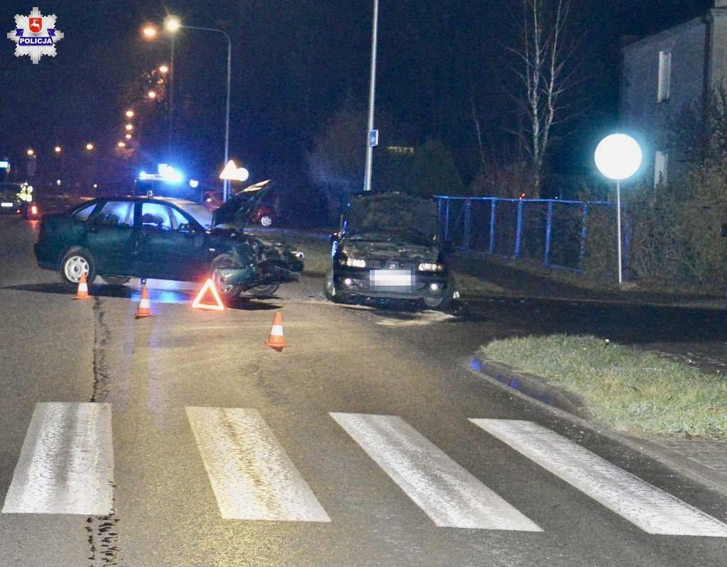 68 178059 Wypadek na Śląskiej (zdjęcia)