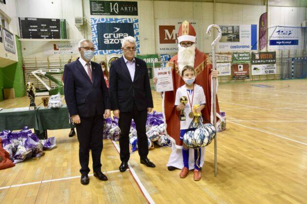 dsc 4041 Jubileuszowa Halówka z Mikołajem