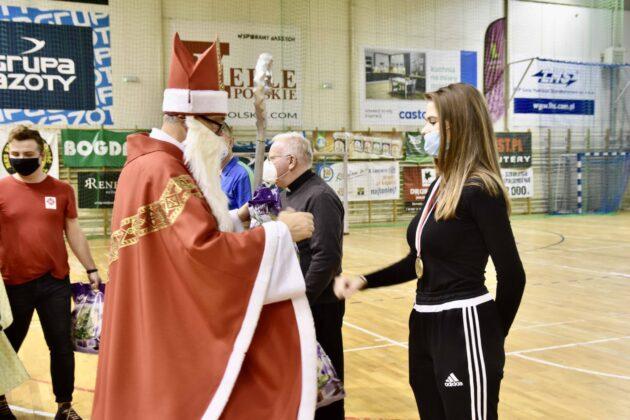 dsc 4078 Jubileuszowa Halówka z Mikołajem