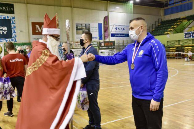 dsc 4081 Jubileuszowa Halówka z Mikołajem