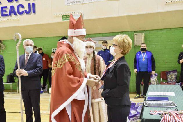 dsc 4117 Jubileuszowa Halówka z Mikołajem