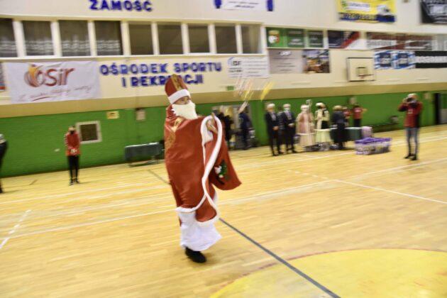 dsc 4139 Jubileuszowa Halówka z Mikołajem