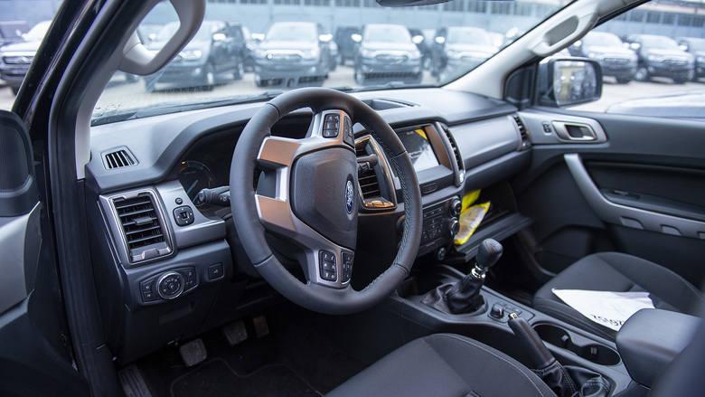 ford ranger 2 Nowe Fordy Ranger XLT dla lubelskich Terytorialsów [ZDJĘCIA]