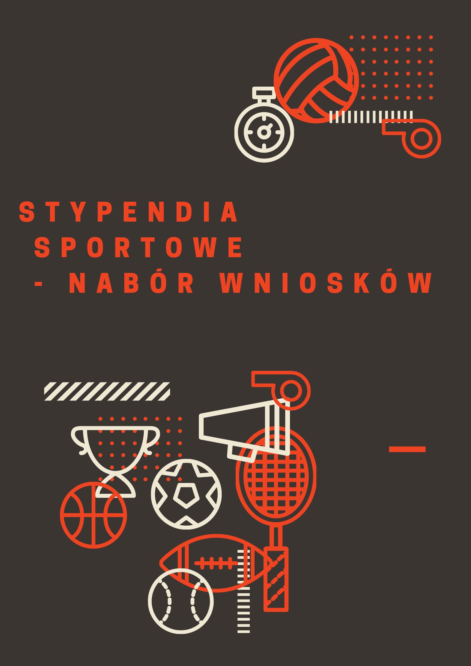 grafika Stypendia sportowe – nabór wniosków