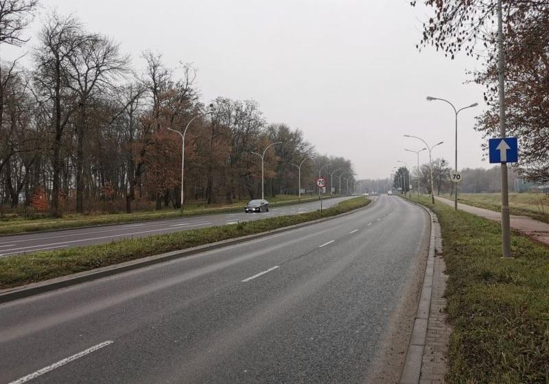 miasto ZAMOŚĆ: Będzie nowa droga