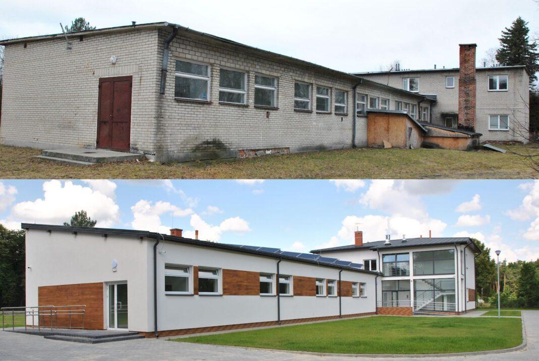 0 1068x715 1 Gm. Zamość: Budynek starej szkoły zmienił przeznaczenie [ZDJĘCIA]