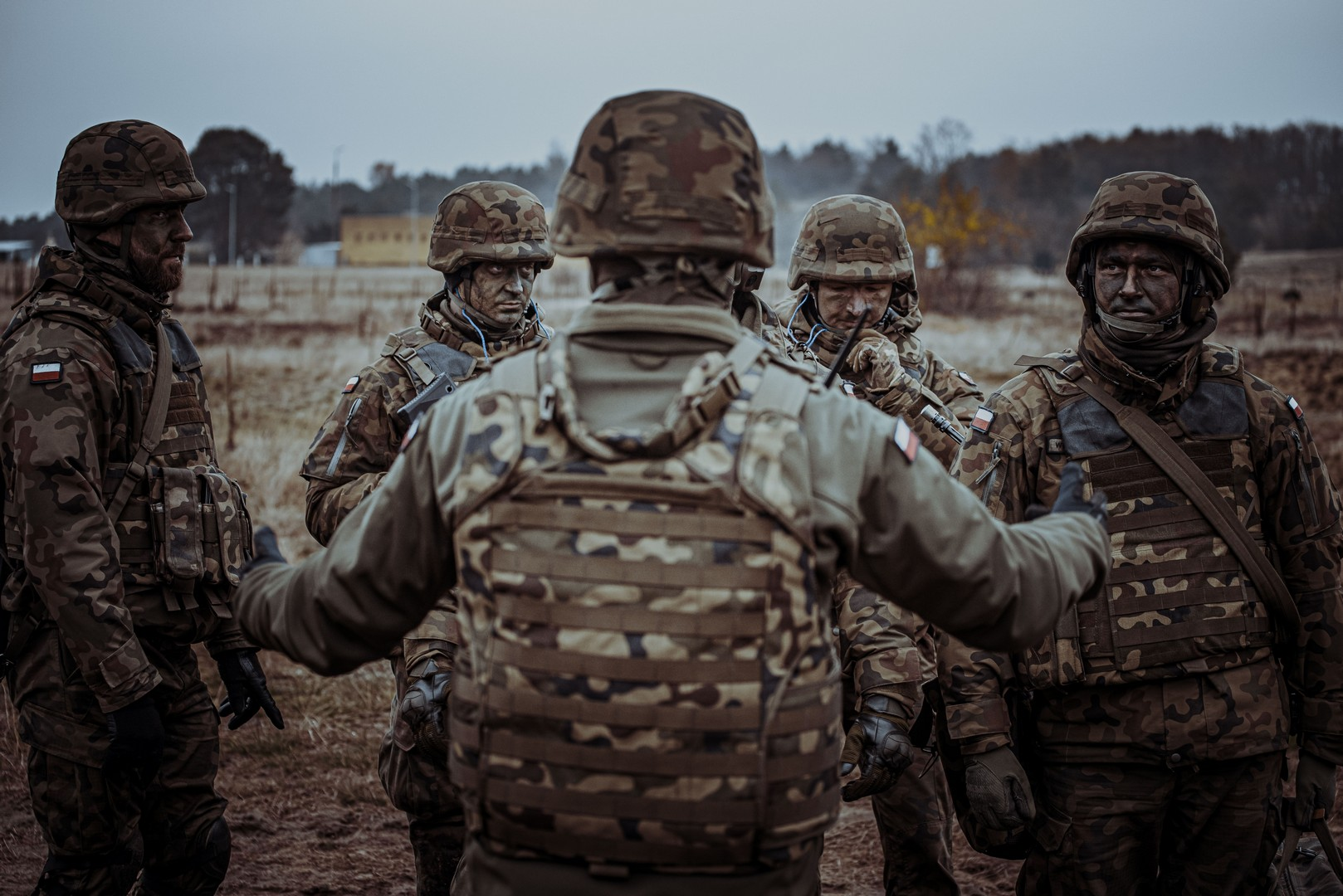 ferie z wot 2021 1 Ferie w mundurze. 67 ochotników rozpoczęło szkolenie