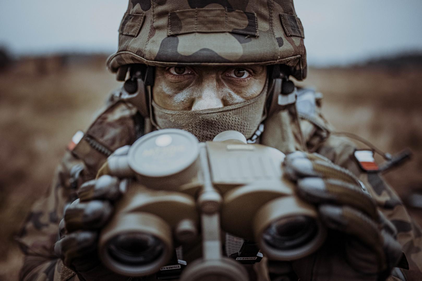 ferie z wot 2021 2 Ferie w mundurze. 67 ochotników rozpoczęło szkolenie