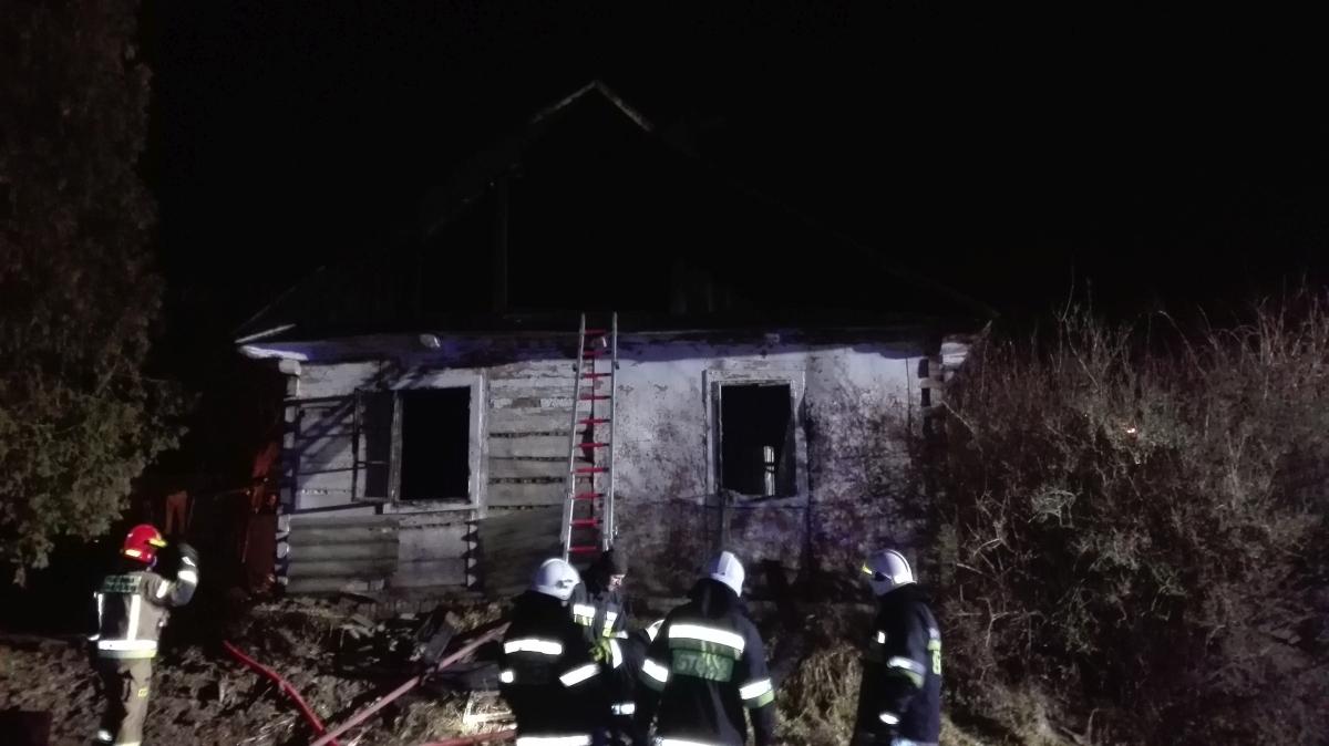 huszczka 1 Kolejny tragiczny pożar. W płomieniach zginął mężczyzna.