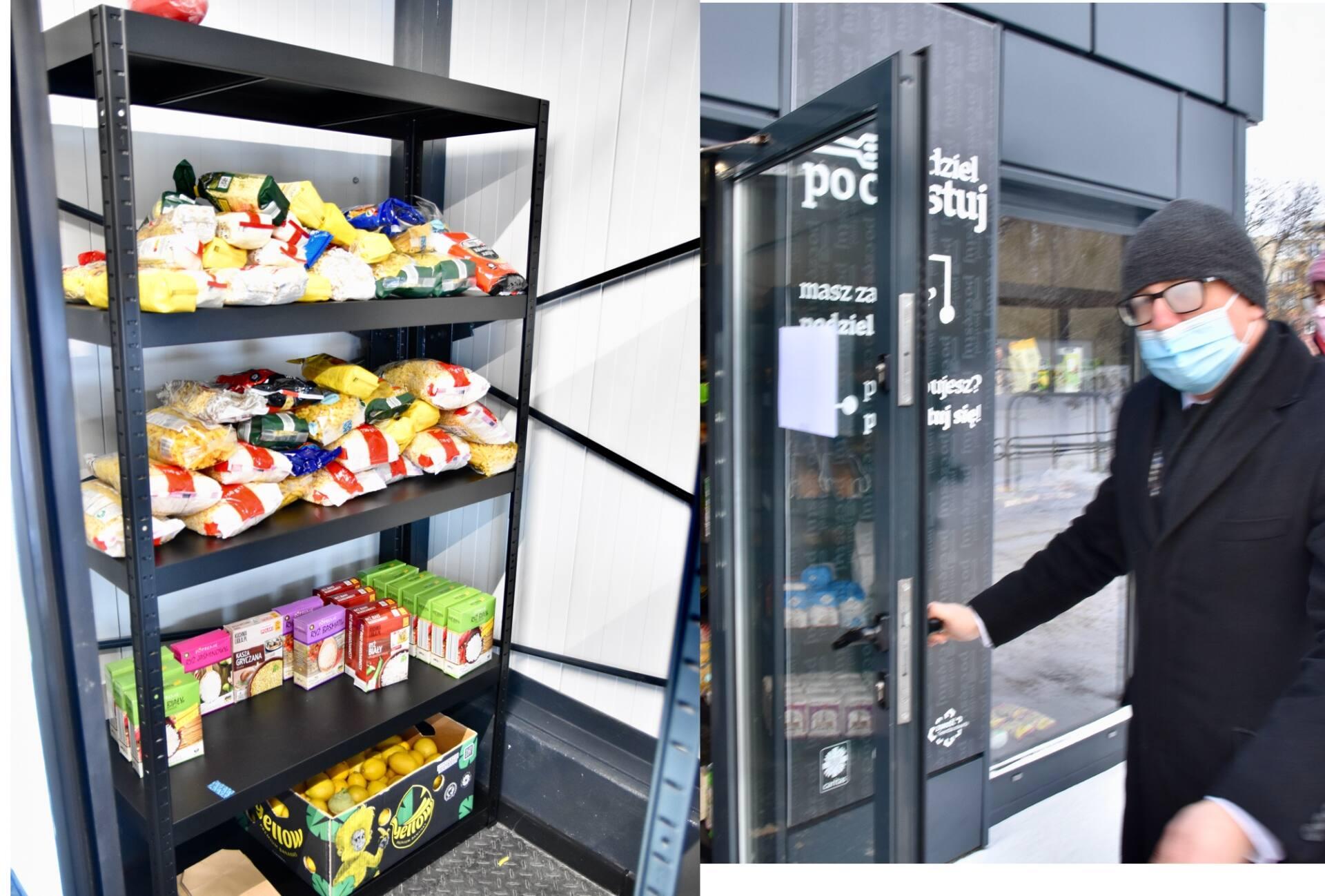 zrzut ekranu 2021 01 15 o 090456 ZAMOŚĆ: Nowa jadłodzielnia już działa [ZDJĘCIA i FILM]