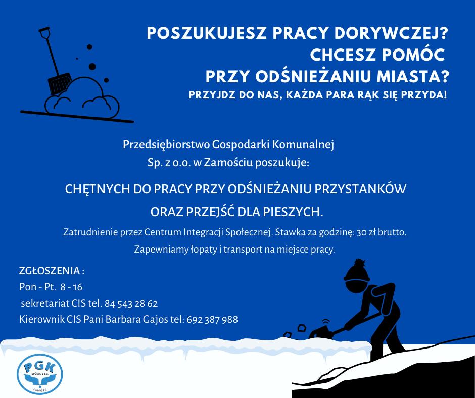 grafika: PGK Zamość/Facebook
