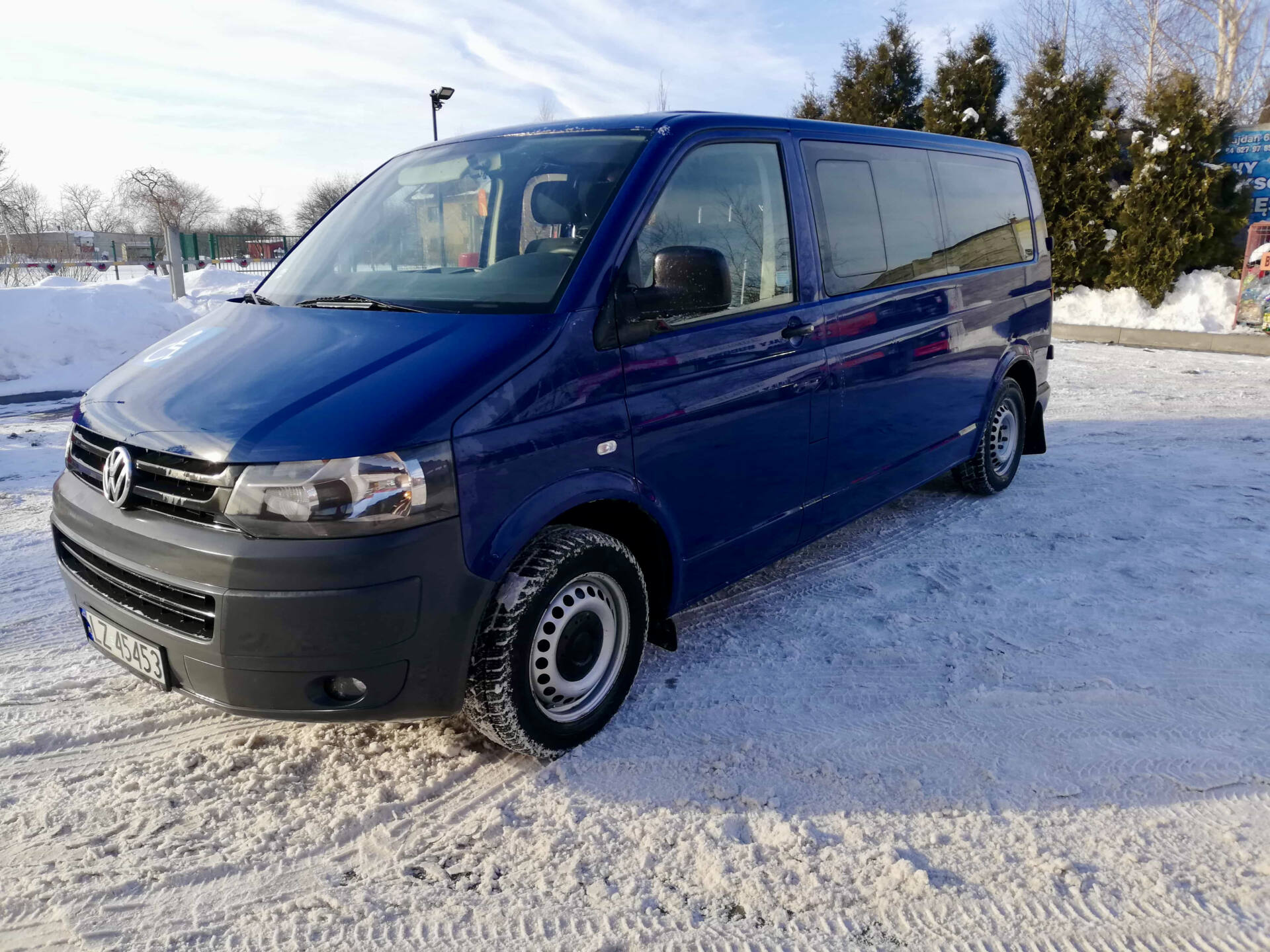 img 20210216 143013 Volkswagen Transporter - przetarg (zdjęcia)
