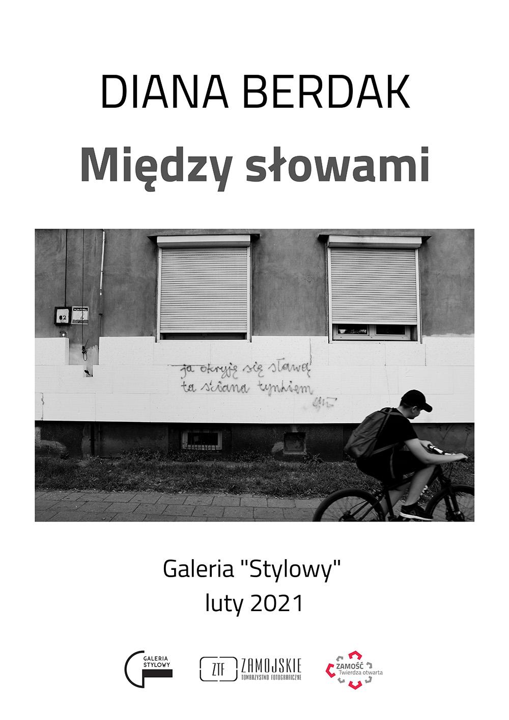plakat diana na strone Finisaż wystawy fotografii Diany Berdak pt.