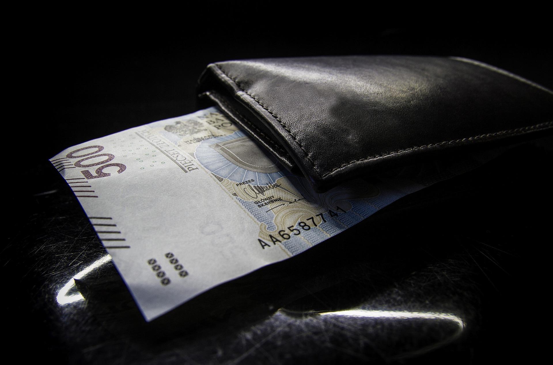 polish 2650341 1920 ZAMOŚĆ: Znaleziono portfel z dużą sumą pieniędzy