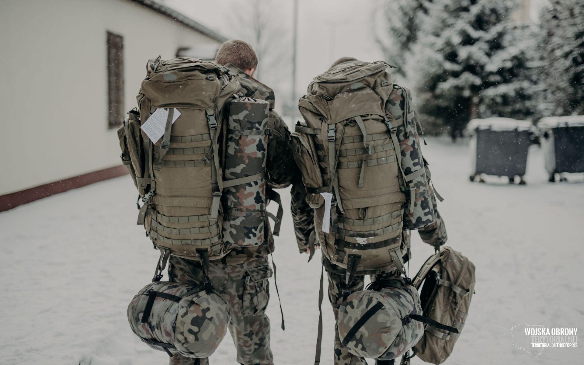 powolanie wot 3 Uproszczone zasady naboru do terytorialnej służby wojskowej.