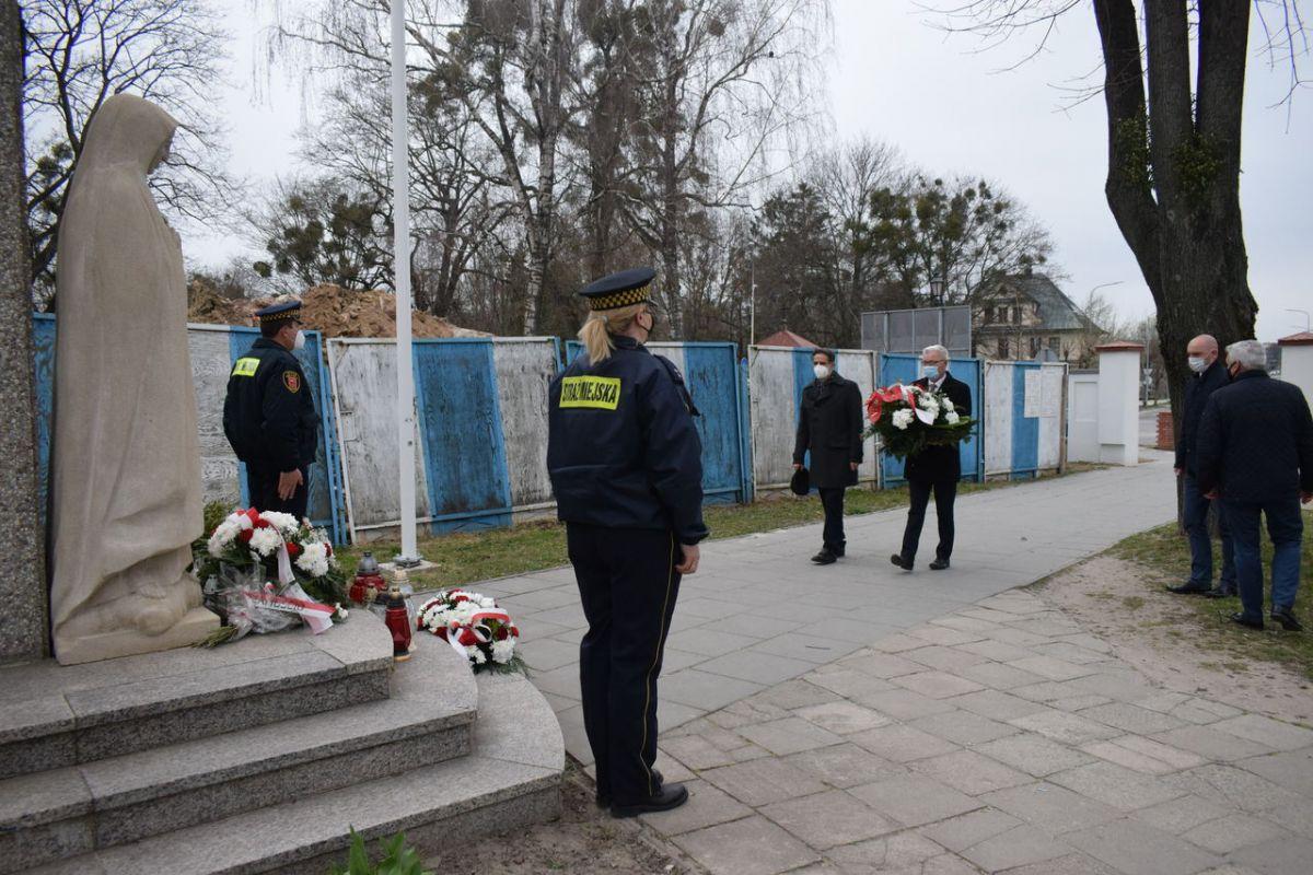 1163b Obchody Dnia Pamięci Ofiar Zbrodni Katyńskiej.