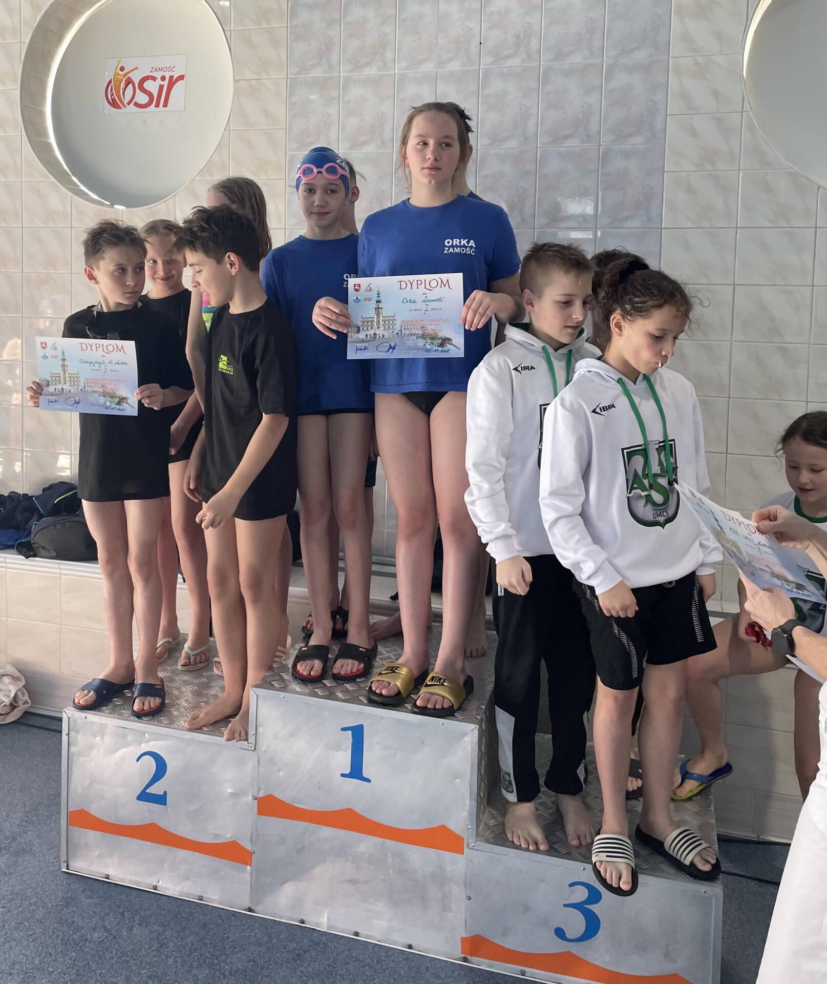 2 2 Pięć medali Orki