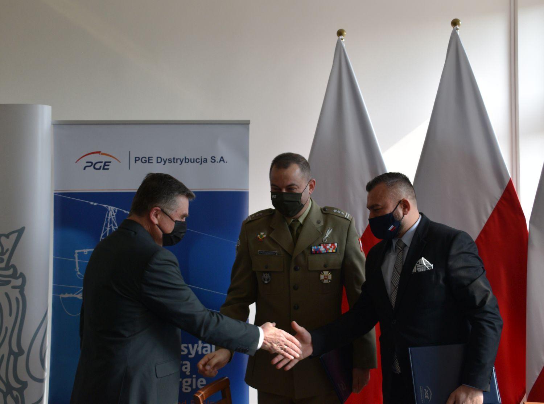 2 lbot pge 3 Lubelscy Terytorialsi i PGE zacieśniają współpracę