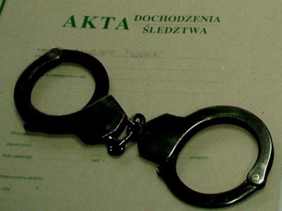 361 183777 ZAMOŚĆ: Ledwo wyszedł z więzienia, już wrócił do kradzieży