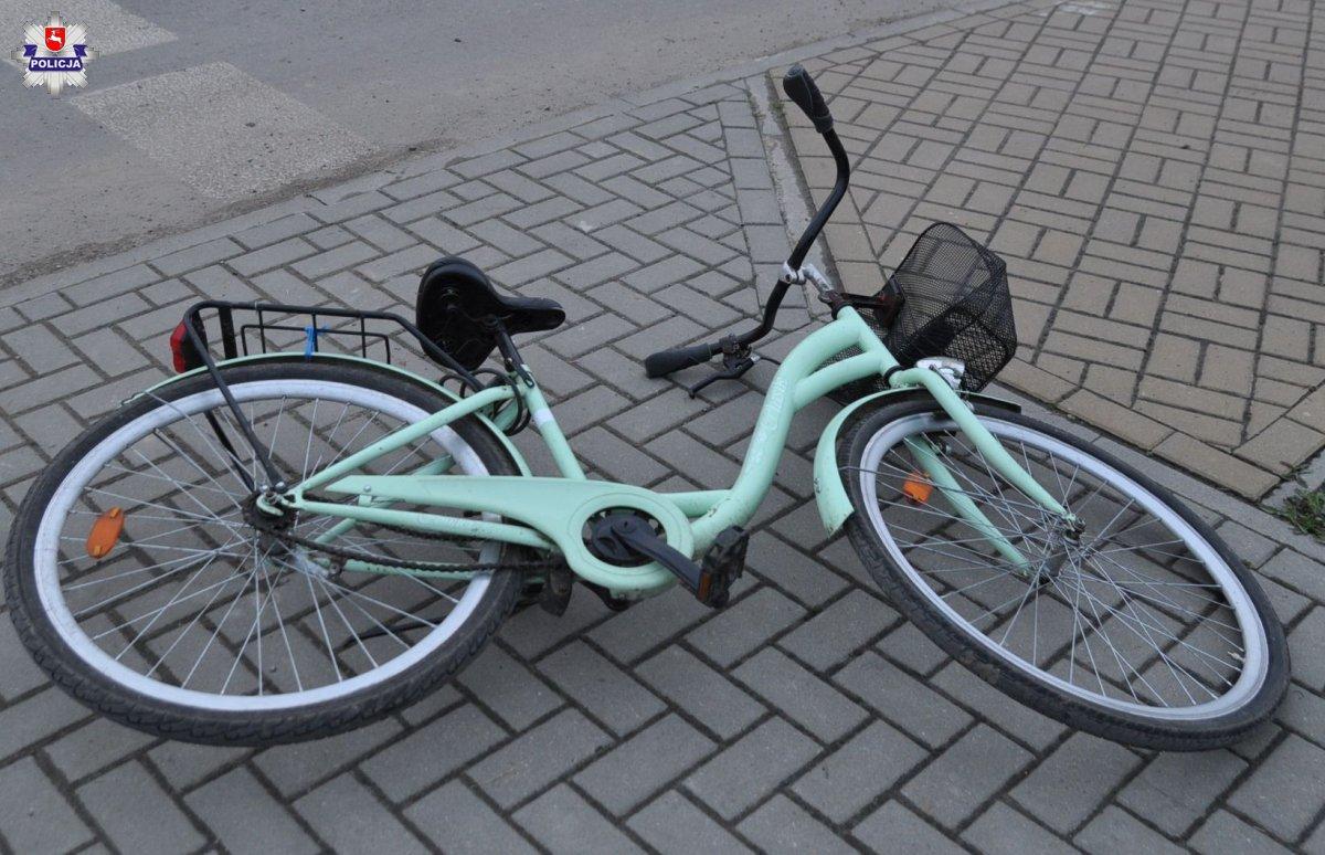 68 183696 Pijany 73-latek potrącił rowerzystkę i próbował uciec.